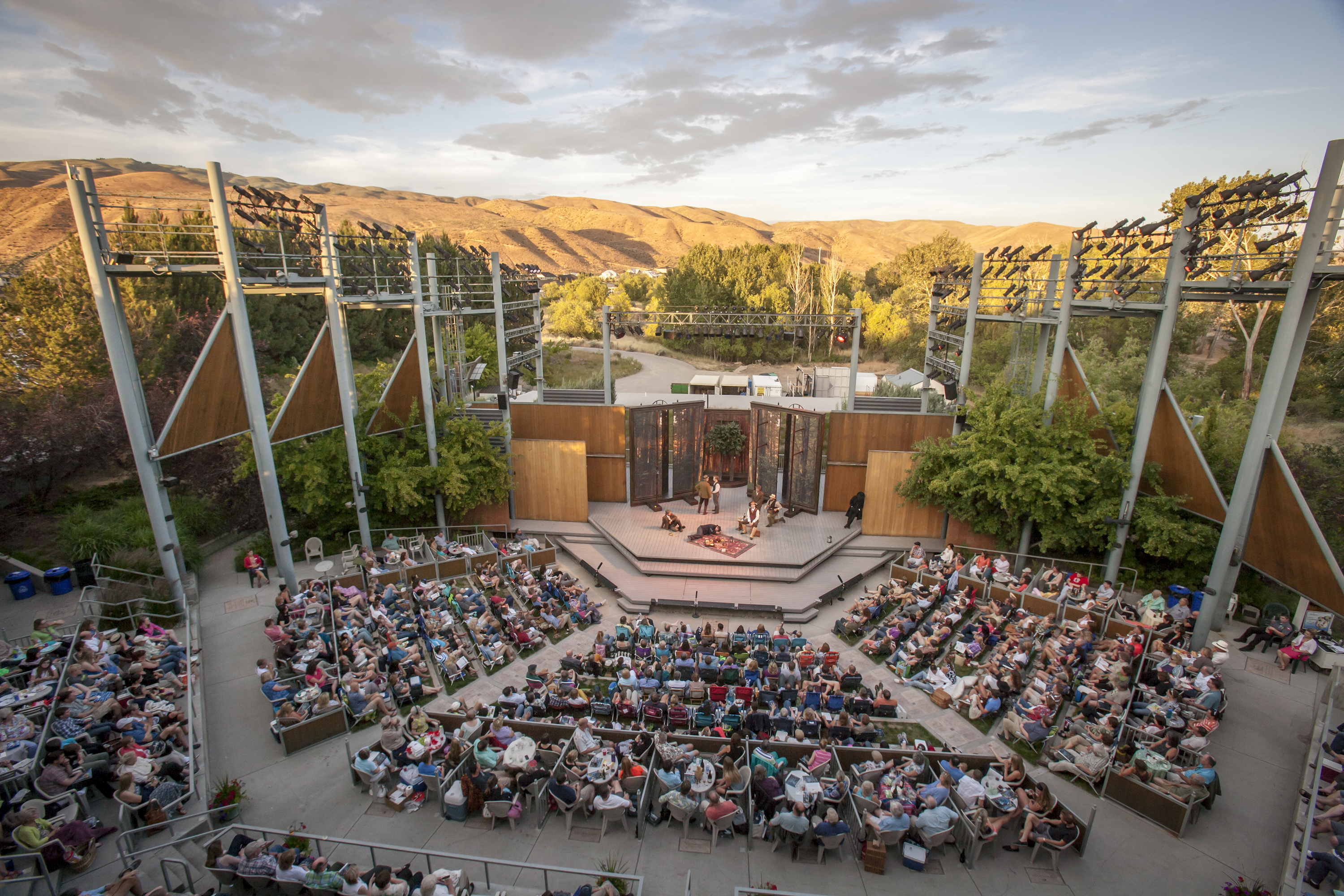 Things to do in Boise - Idaho Shakespeare Festival 2017