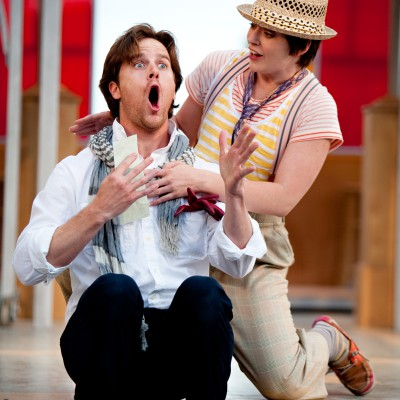 The Two Gentlemen of Verona (2012) Gallery Image 1