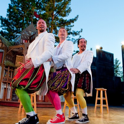 The Complete Works of William Shakespeare (Abridged) (2010) Gallery Image 1