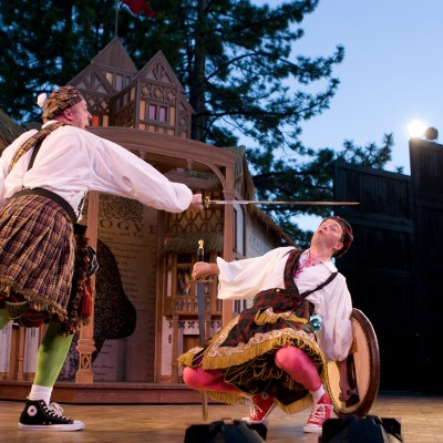The Complete Works of William Shakespeare (Abridged) (2010) Gallery Image 7