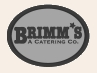 Brimm's A Catering Company Logo