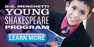 Learn More About The Young Shakespeare Program