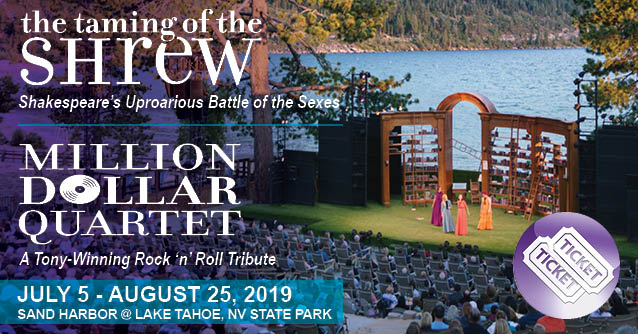 Lake Tahoe Shakespeare Festival | Extraordinary Entertainment in an